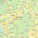Map Rännelanda 1